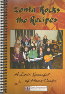 ZONTA Rocks Recipes smaller